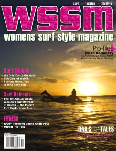 245b17d09149 WSSM Womens Surf Style Magazine  Spring Summer 2014 Issue by WSSM ...