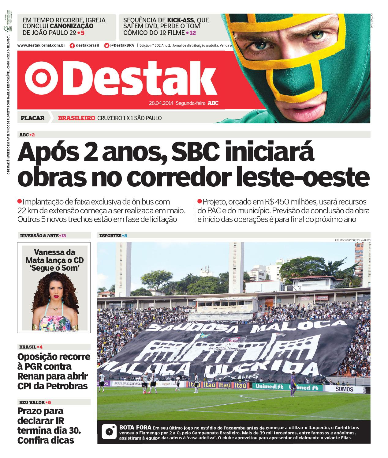 ABC - 502 by Destak Jornal - issuu 6521b6031c3ee