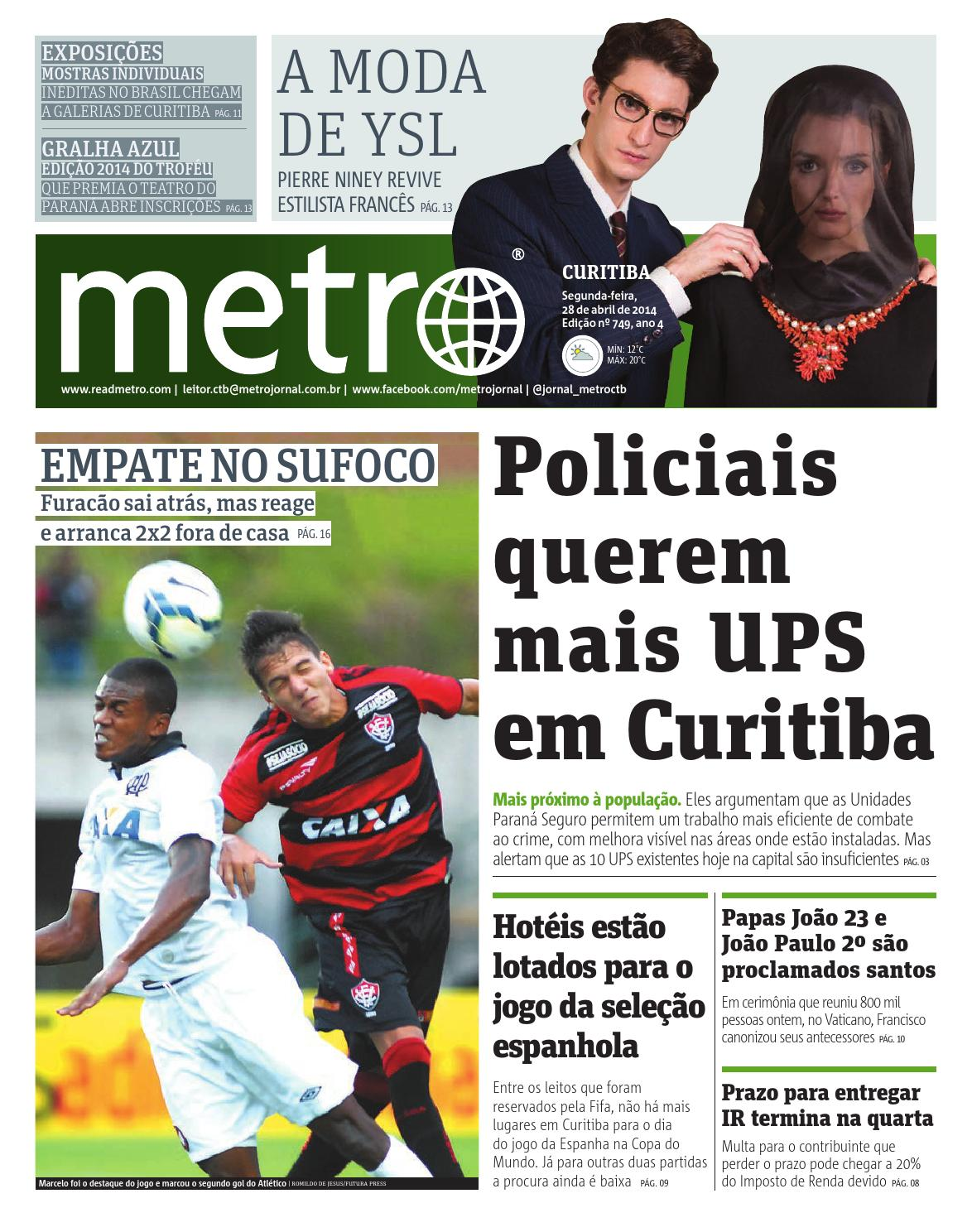 20140428 br metro curitiba by metro brazil - issuu 14f74eedc754a