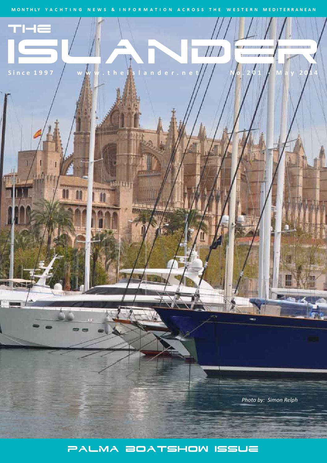 The Islander May 2014 by Simon Relph - issuu