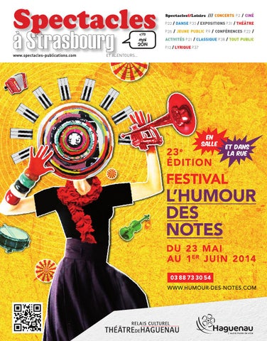 Strasbourg 05 2014 By Spectacles Publications Issuu