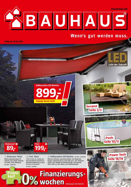 Bauhaus Angebote 28april 24mai2014 By Promoprospekte De Issuu