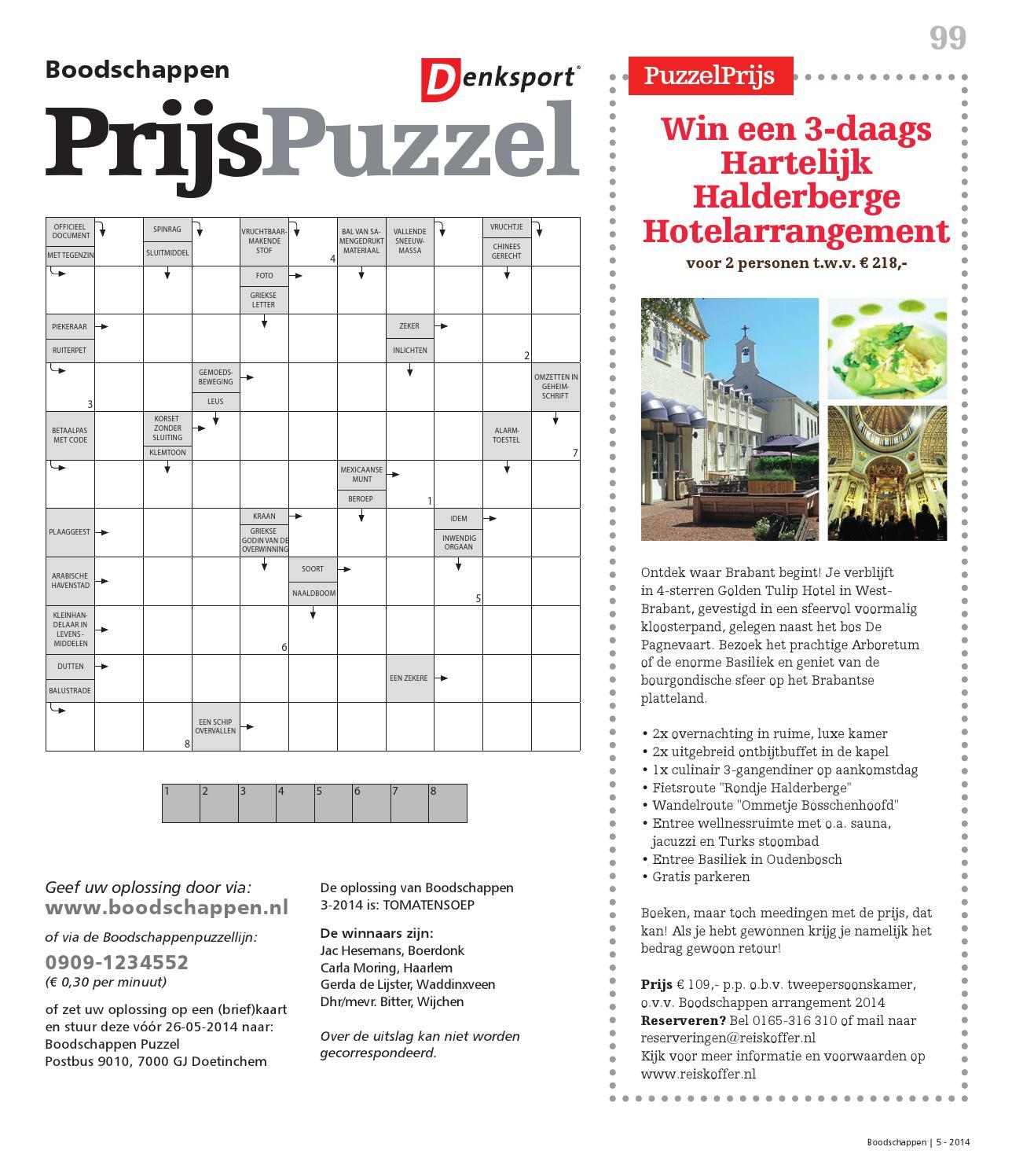 Boodschappen 5 mei 2014 by indicia issuu for Arabische havenstad