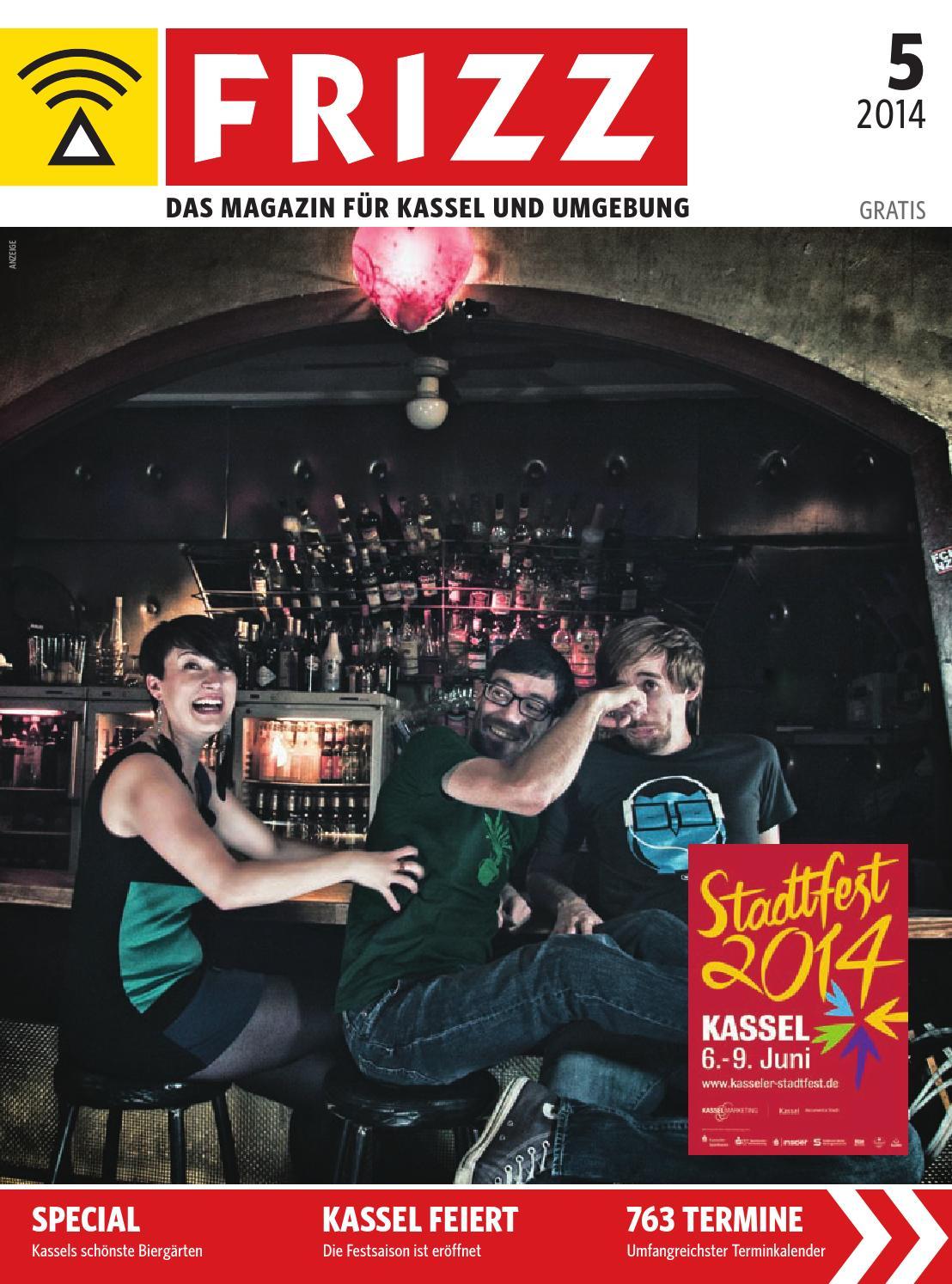 FRIZZ Das Magazin Kassel Mai 2014 by frizz kassel - issuu