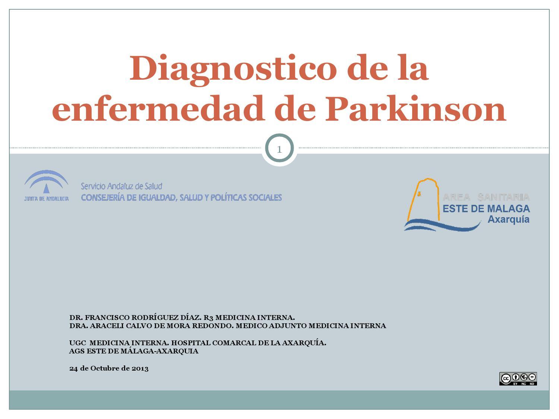 R3 2 Sign >> Diagnóstico de la Enfermedad de Parkinson by ...