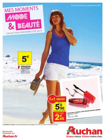 4cfed6e3807ed Auchan catalogue 30avril 6mai2014 by PromoCatalogues.com - issuu