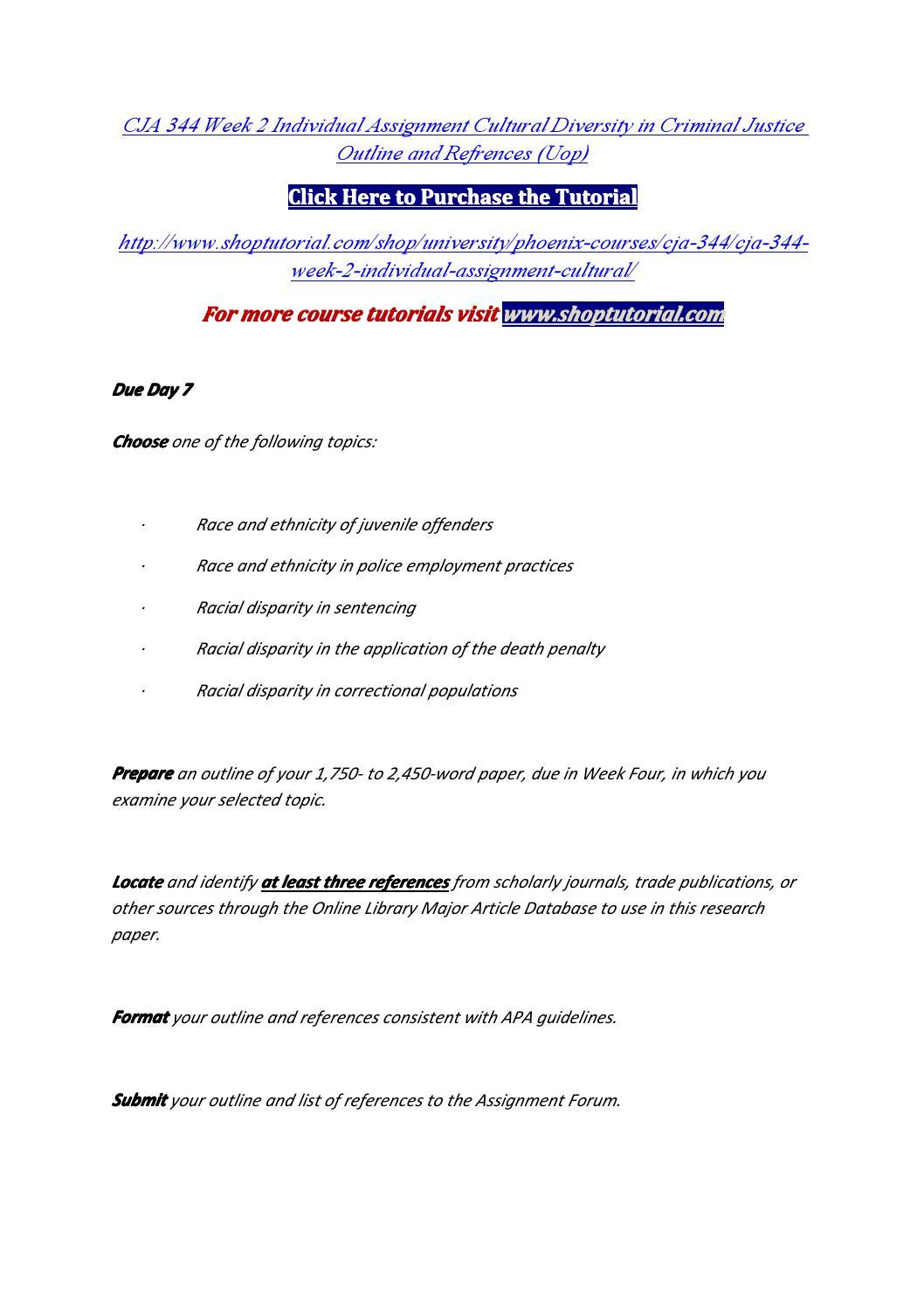criminal justice modifications explore document topics