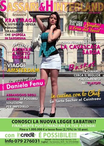 Sassari   Hinterland - Maggio 2014 by S H Magazine - issuu d8693fe8b0e