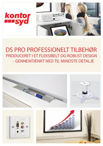 55aa2bfe1 Kontor Syd DS pro brochure by Kontor Syd A/S - issuu