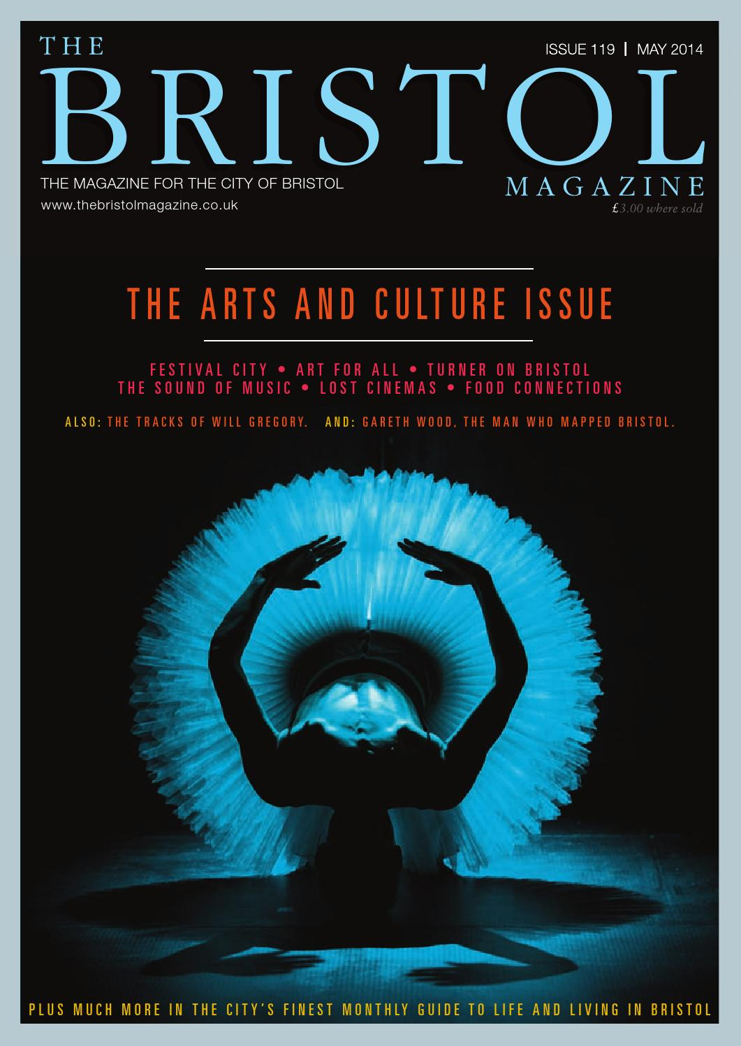 78aedc31e1a4 The Bristol Magazine May 2014 by MC Publishing Limited - issuu