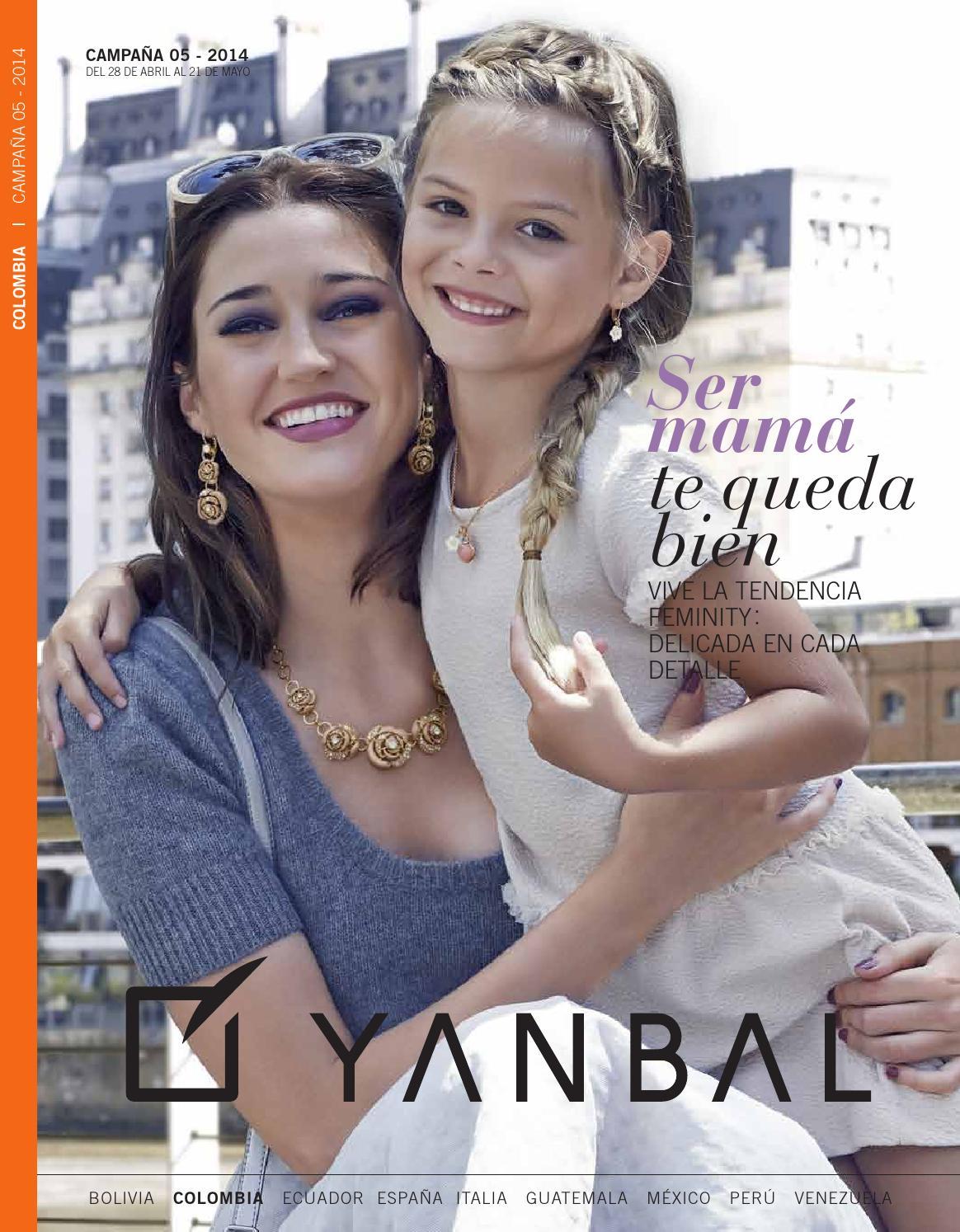 db483aa9dd15 Yanbal catalogo campaña 5 mayo de 2014 by Ventas por Catálogo - issuu
