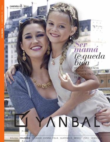 5c8e6a2cf370 Yanbal catalogo campaña 5 mayo de 2014 by Ventas por Catálogo - issuu