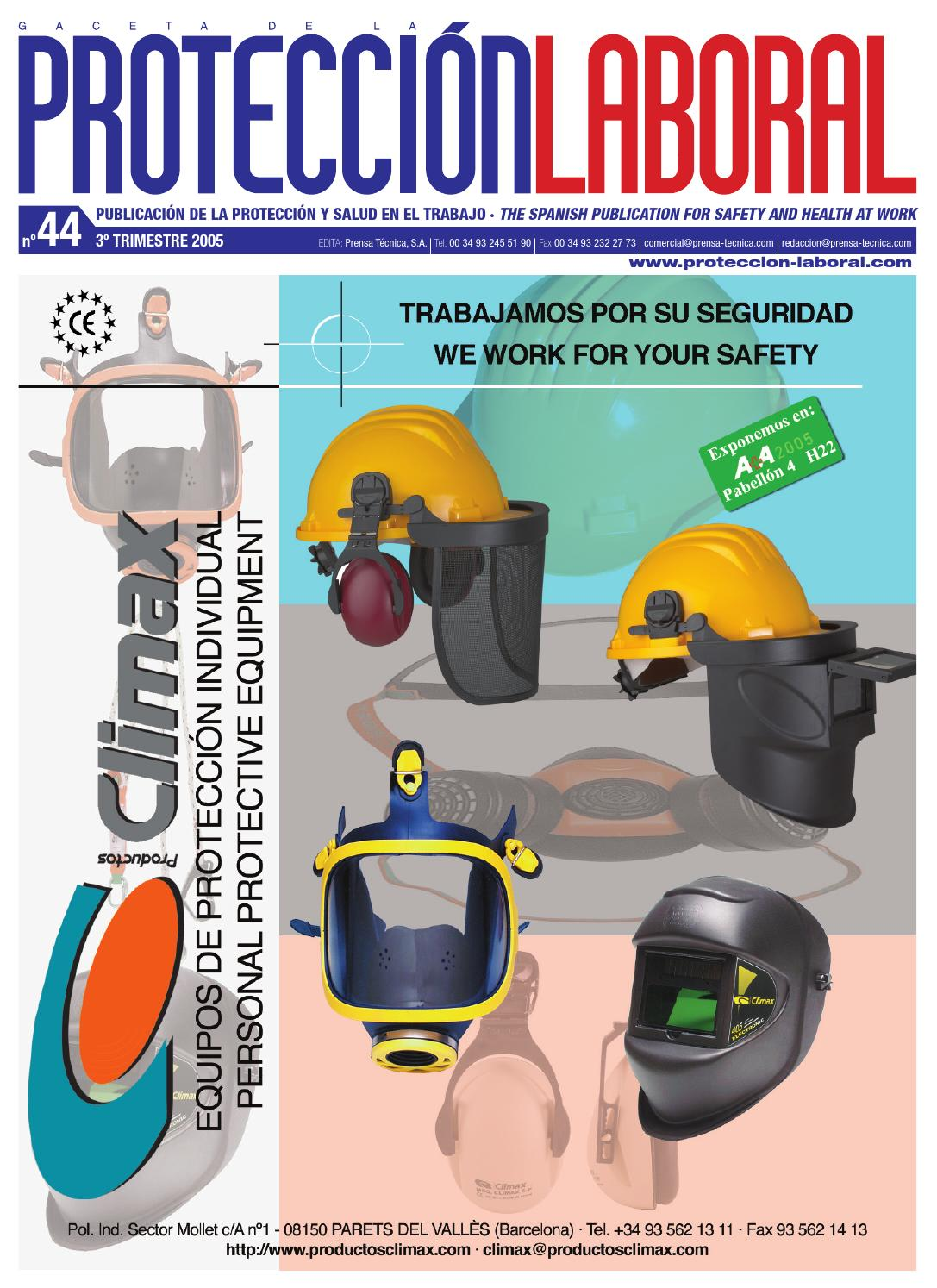 Muebles Finos Fossion - Protecci N Laboral 55 Occupational Safety Health And Environment [mjhdah]https://image.isu.pub/170810142809-4bb1a7a034019312964d186c75edf04f/jpg/page_1.jpg