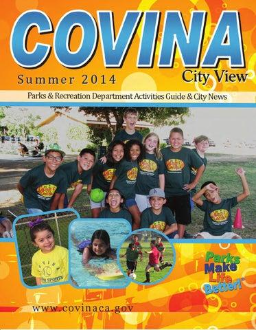 Covina parks hollfelder teen center