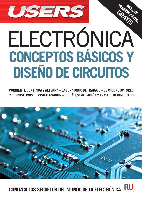 Electr 243 Nica Conceptos B 225 Sicos Y Dise 241 O De Circuitos By