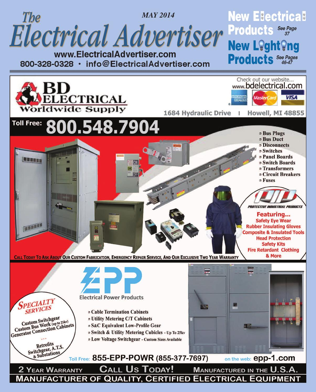Electrical Advertiser May 2014 by Electrical Advertiser - issuu