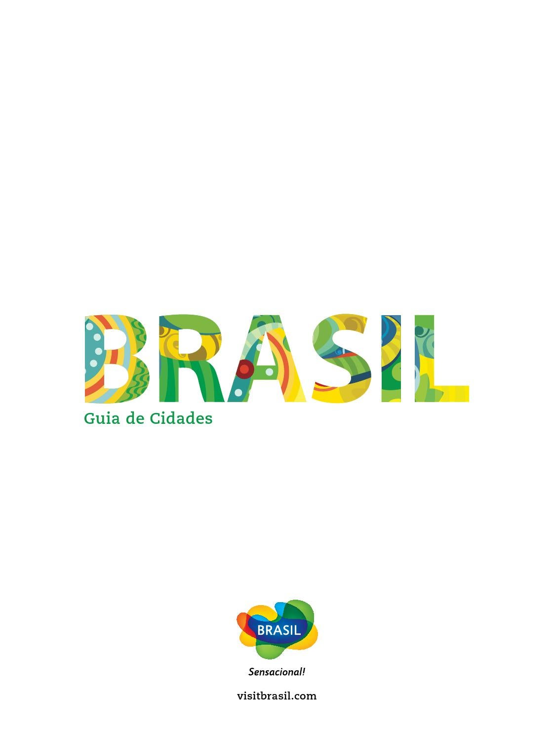 Guia de Cidades - Brasil by MTur - issuu 7f2b24514d7