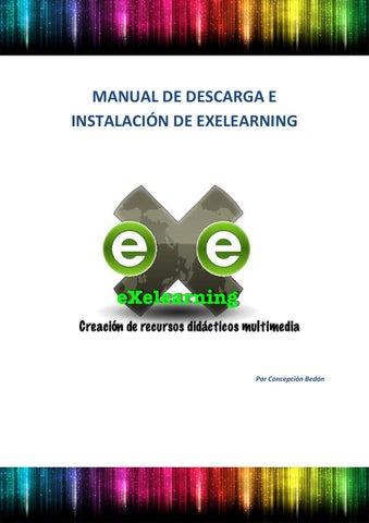 Manual de descarga e instalación de exelearning by cbedon79