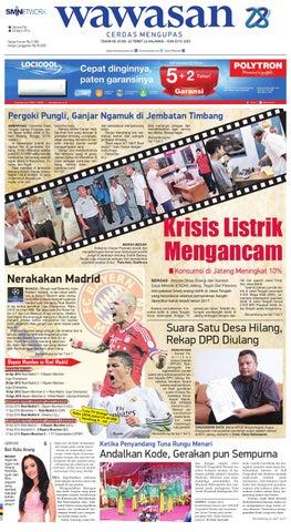 WAWASAN 29 April 2014 by KORAN PAGI WAWASAN - issuu 3ac4282e1a