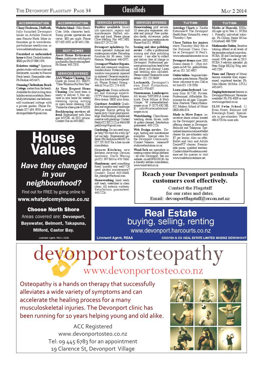 Devonport Flagstaff 2 May by Devonport Flagstaff - issuu