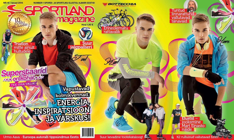 fd64b7db799 Sportland Magazine #10 by Sportland Eesti - issuu