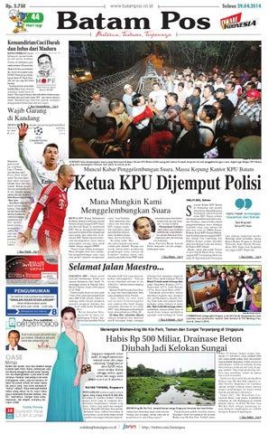29 April 2014 by Batampos Newspaper - issuu e3fff759fa
