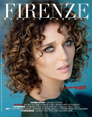 Firenze Made in Tuscany n.30 by Gruppo Editoriale srl - issuu 17ed63960c43
