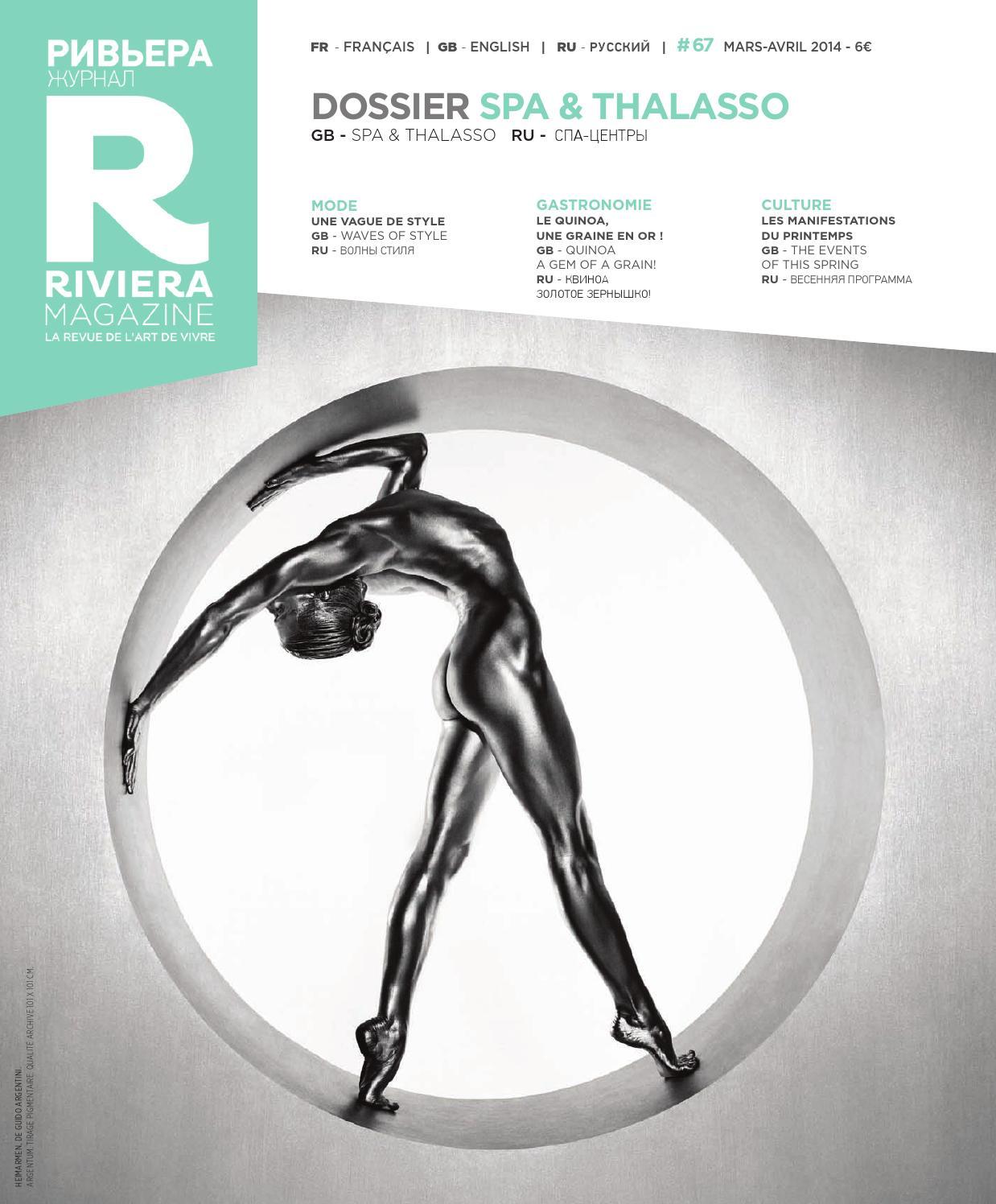 Riviera Magazine n°67 - Mars-avril 2014 by Riviera Magazine - issuu 47f12ebafebe