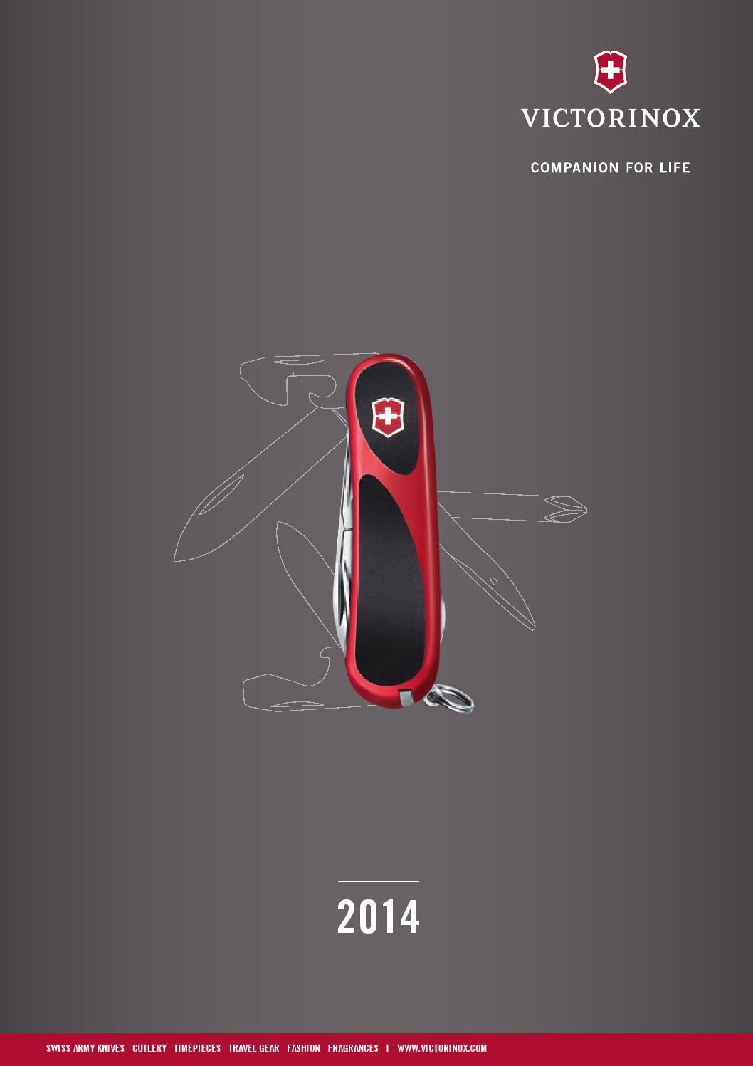 VICTORINOX Taschenmesser Evolution EvoGrip 14 rot 2.3903.E