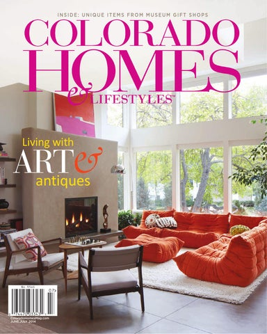 Colorado Homes & Lifestyles June/July 2014 by Network Communications