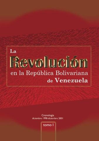 La Revolución Bolivariana tomo I by wuming wu - issuu 86183a3f502