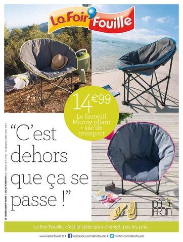 Catalogue La Foir Fouille - C\'est dehors que ça se passe! by joe ...