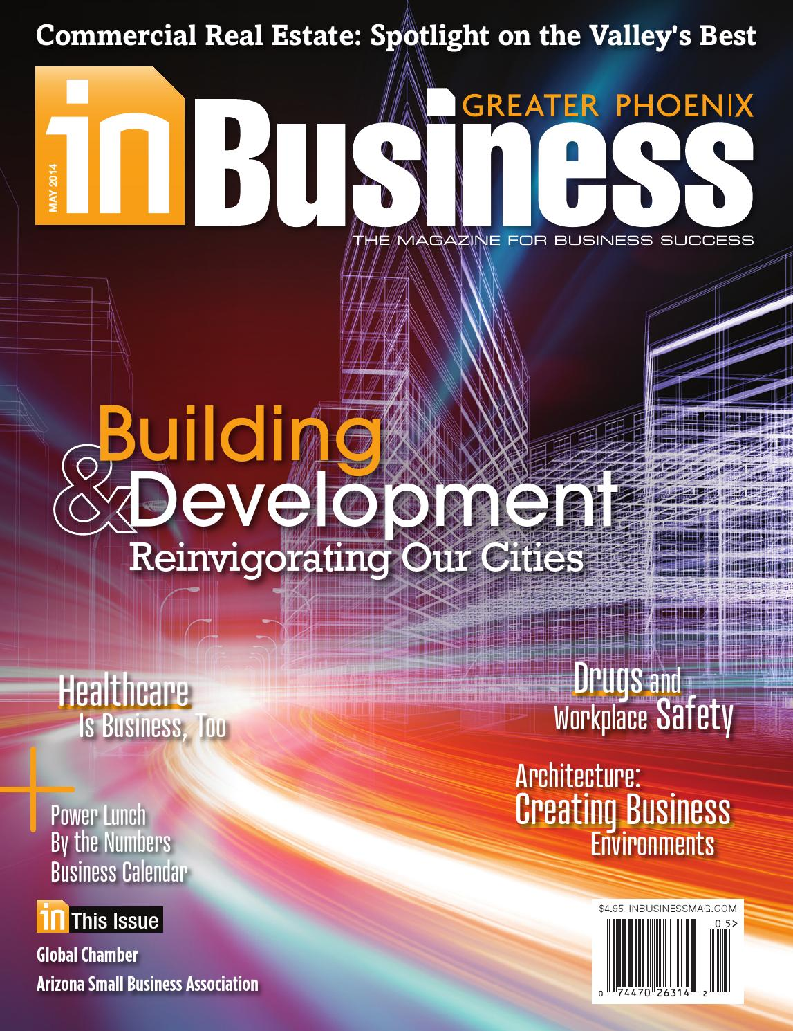May 2014 issue of in business magazine by inmedia issuu fandeluxe Images