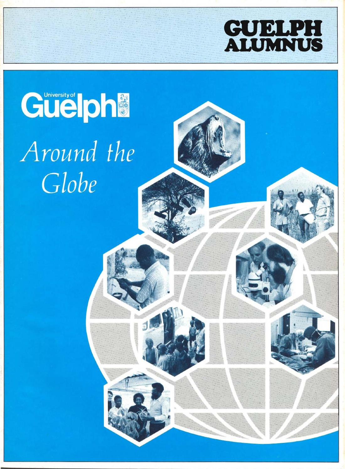 Guelph Alumnus Magazine, Winter 1983 by University of Guelph - issuu
