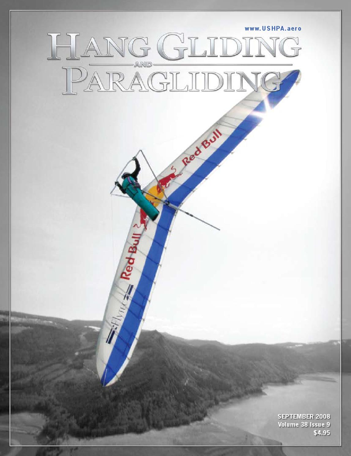 6226d1462ad7 Hang Gliding   Paragliding Vol38 Iss09 Sep 2008 by US Hang Gliding    Paragliding Association - issuu