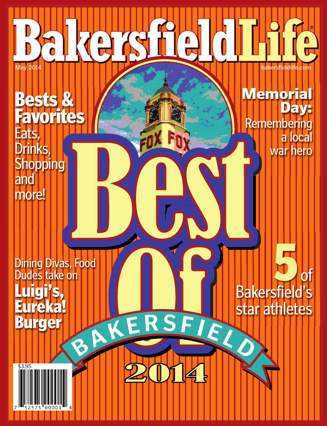 Bakersfield Life Magazine May 2014 By Tbc Media Specialty