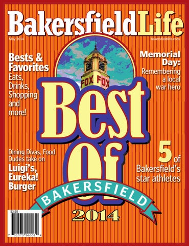 Bakersfield life magazine may 2014 by tbc media specialty page 1 malvernweather Choice Image