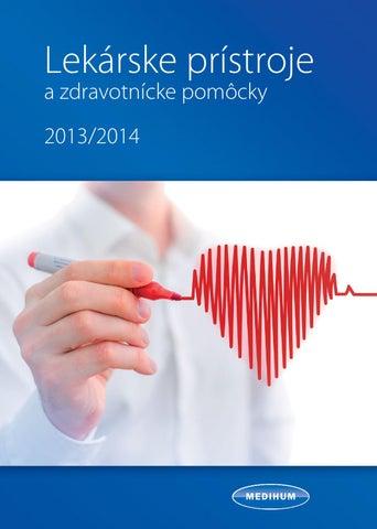 6e19c2fe59 Zdravotnícke pomôcky - Katalóg 2013   2014 by Medihum.sk - issuu