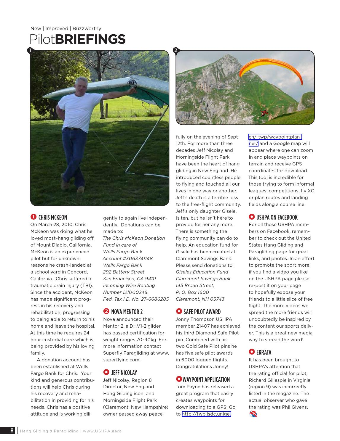 Hang Gliding & Paragliding Vol40/Iss12 Dec 2010 by US Hang