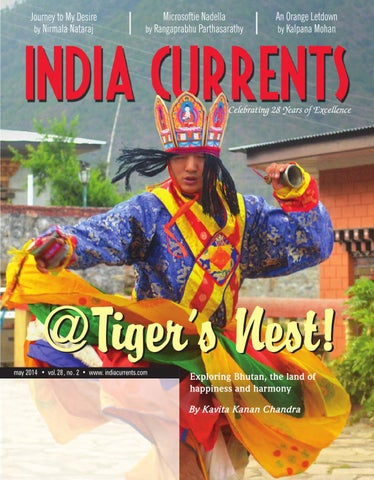 May 2014 by India Currents - issuu