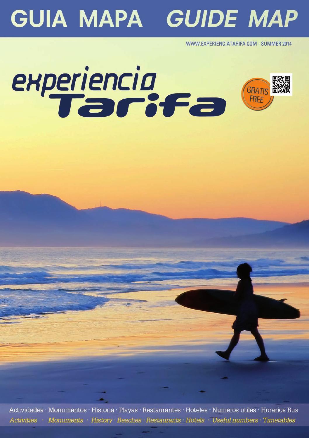 Guia Experiencia Tarifa 2014 by valentina bianchi - issuu