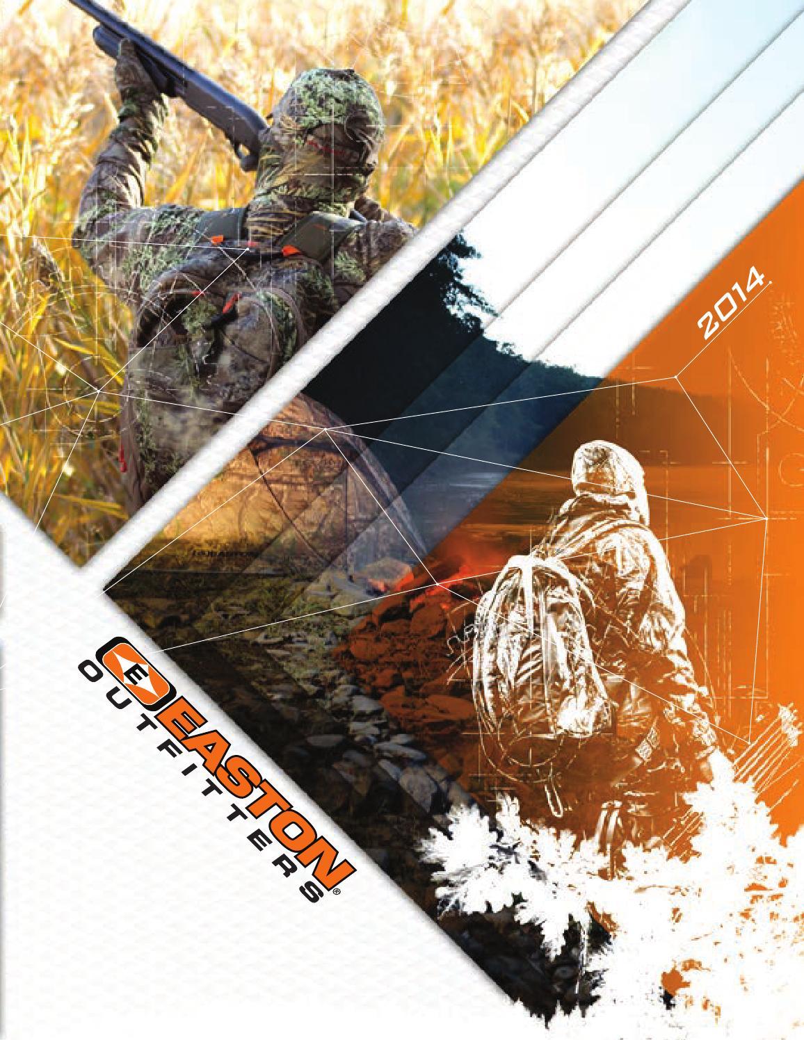 Easton 8in Contour Hunter Max-1