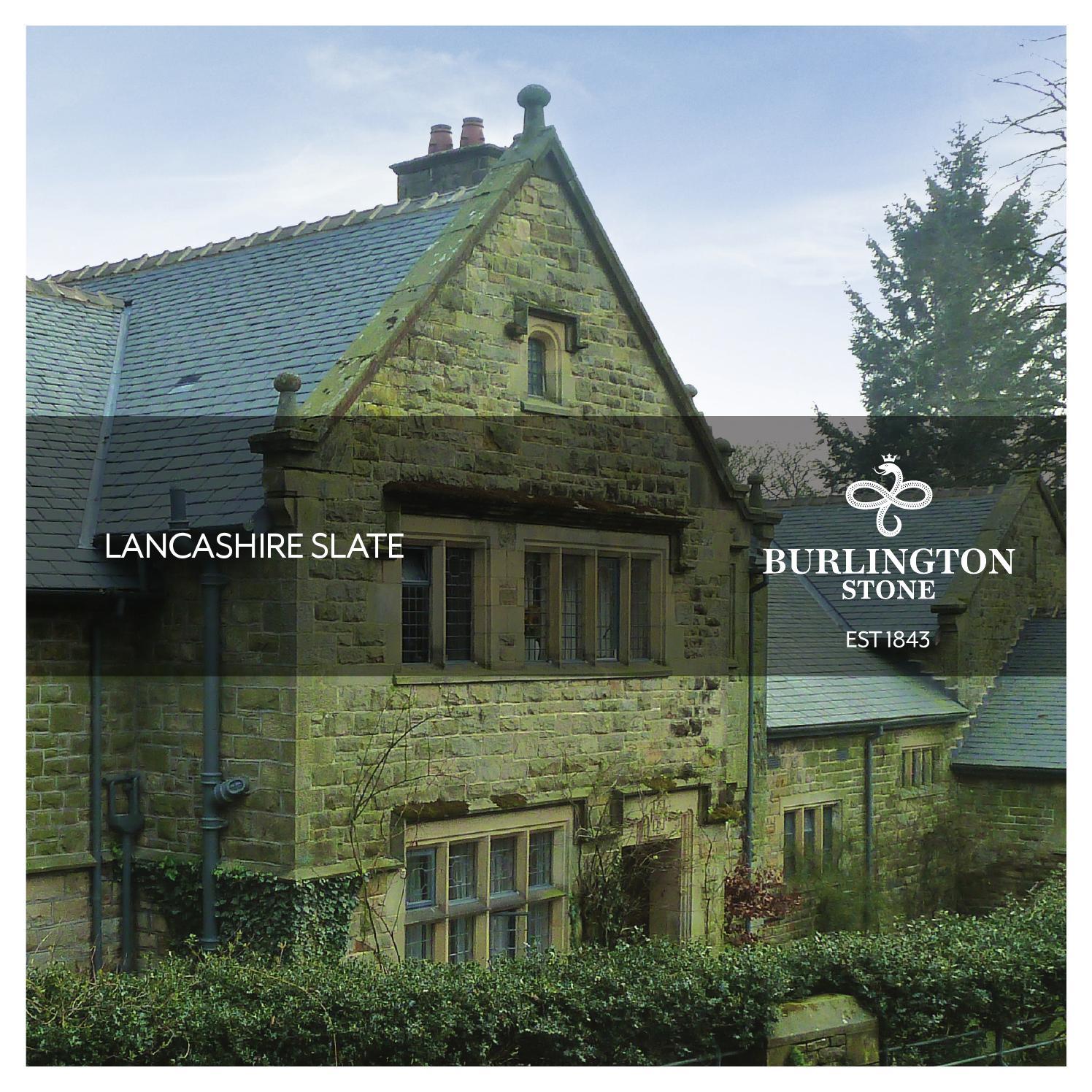 Burlington Lancashire Slate By Revolver Design Studios Issuu
