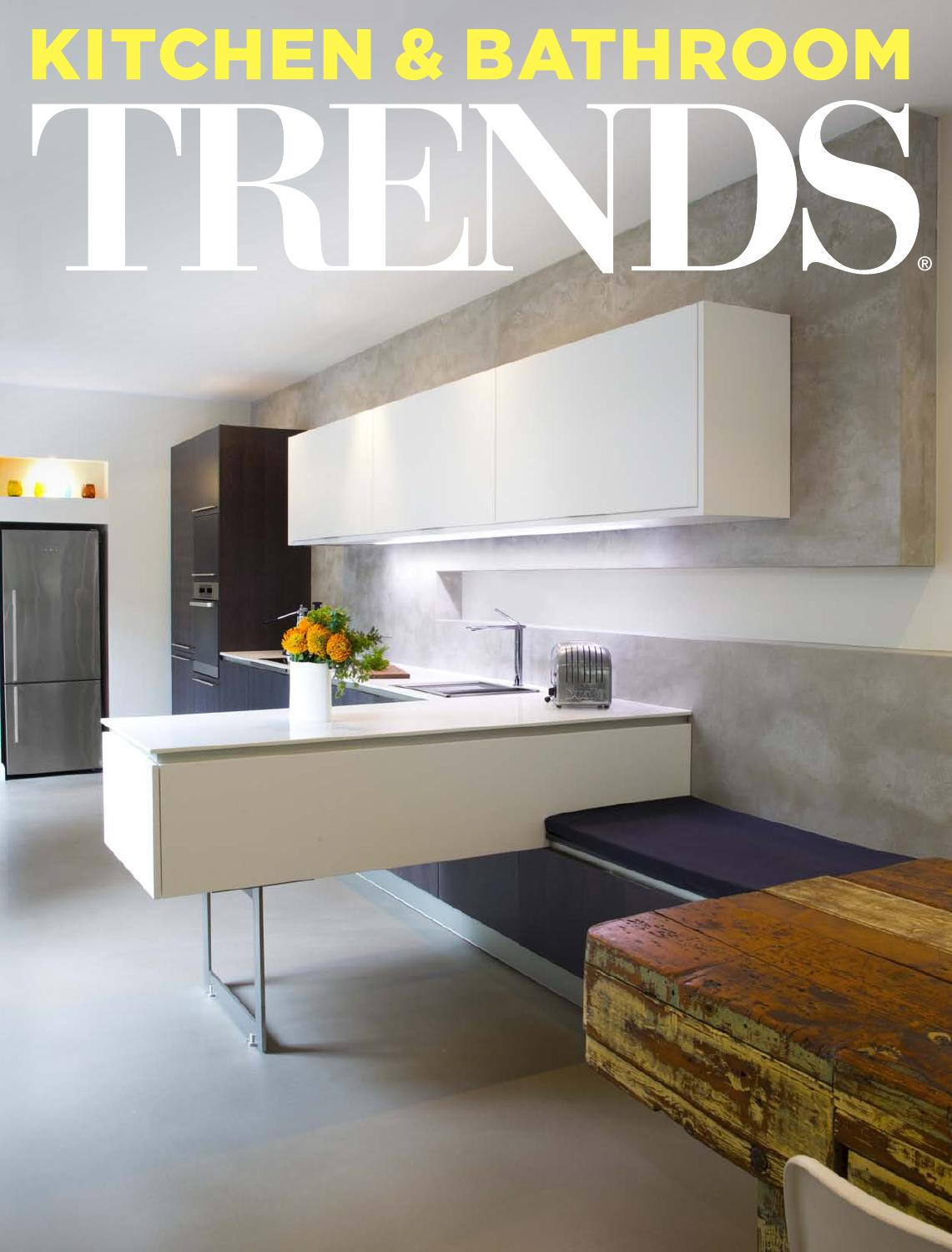 KITCHEN & BATHROOM TRENDS Australia Vol 30/02 by trendsideas.com - issuu