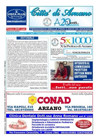 Italia Ceramiche Arzano Na.A 20 Aprile Pdf By Proloco Arzano Issuu