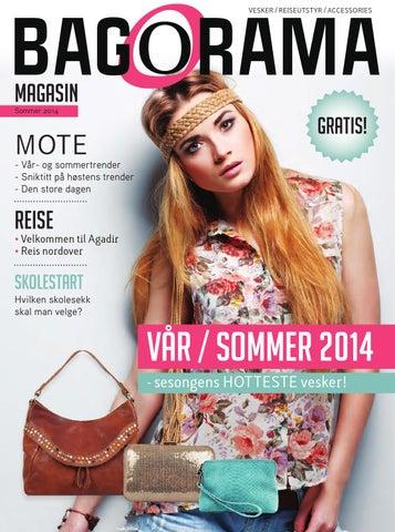 6d0f927facc Bago magasinet vår 2014 web by Bagorama AS - issuu