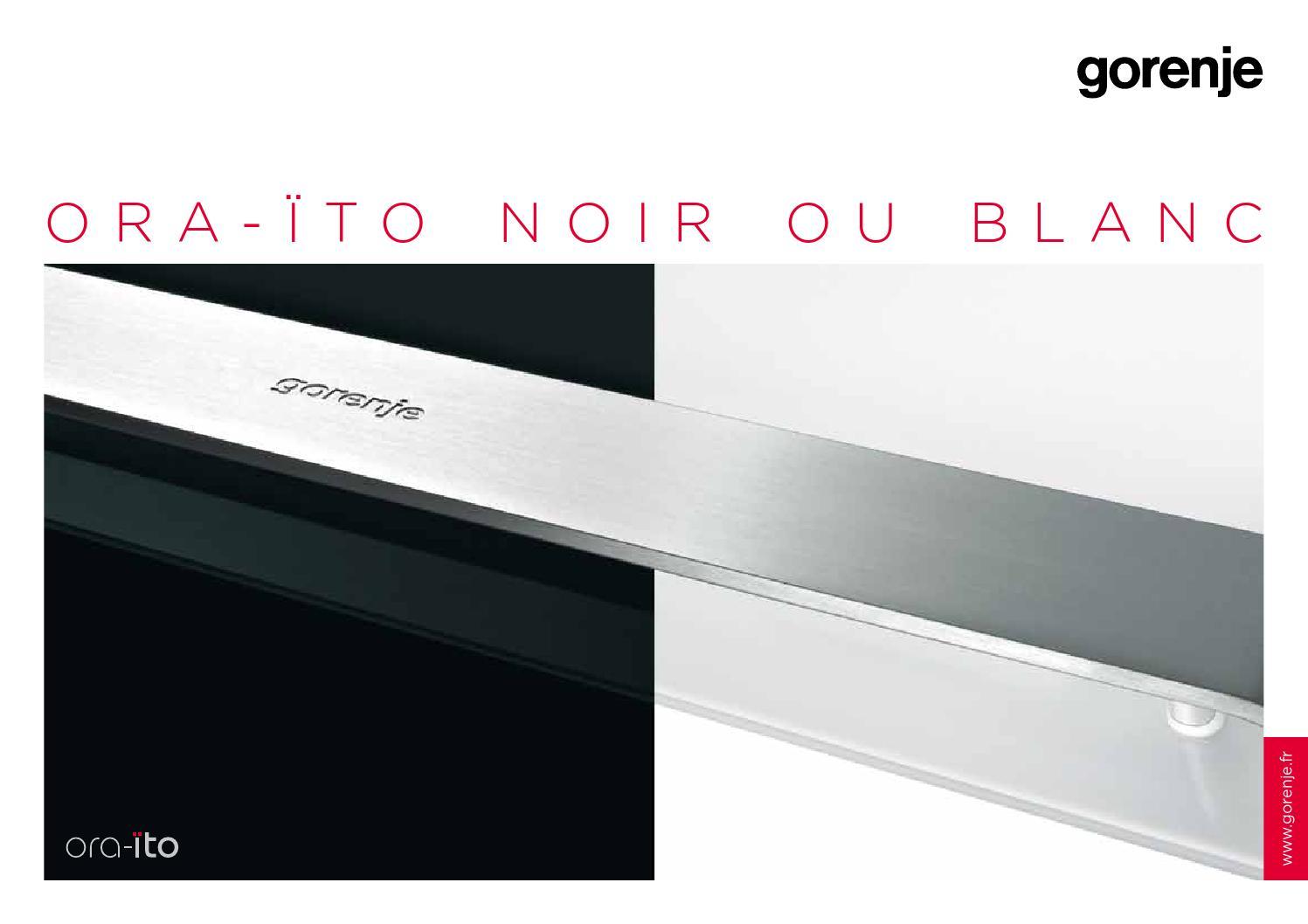 Four Air Pulsé Ou Chaleur Tournante collection gorenje ora itogorenje d.o.o. - issuu