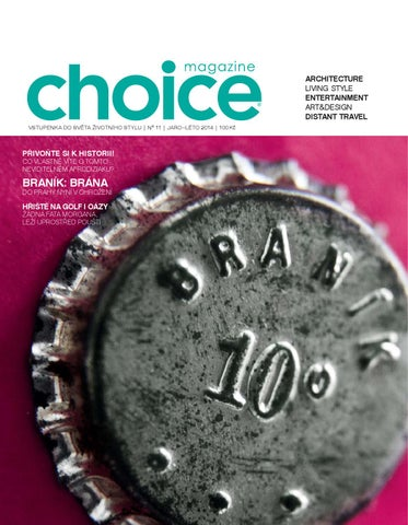Choice magazine  11 by Choice Magazín - issuu 3627b54ff9