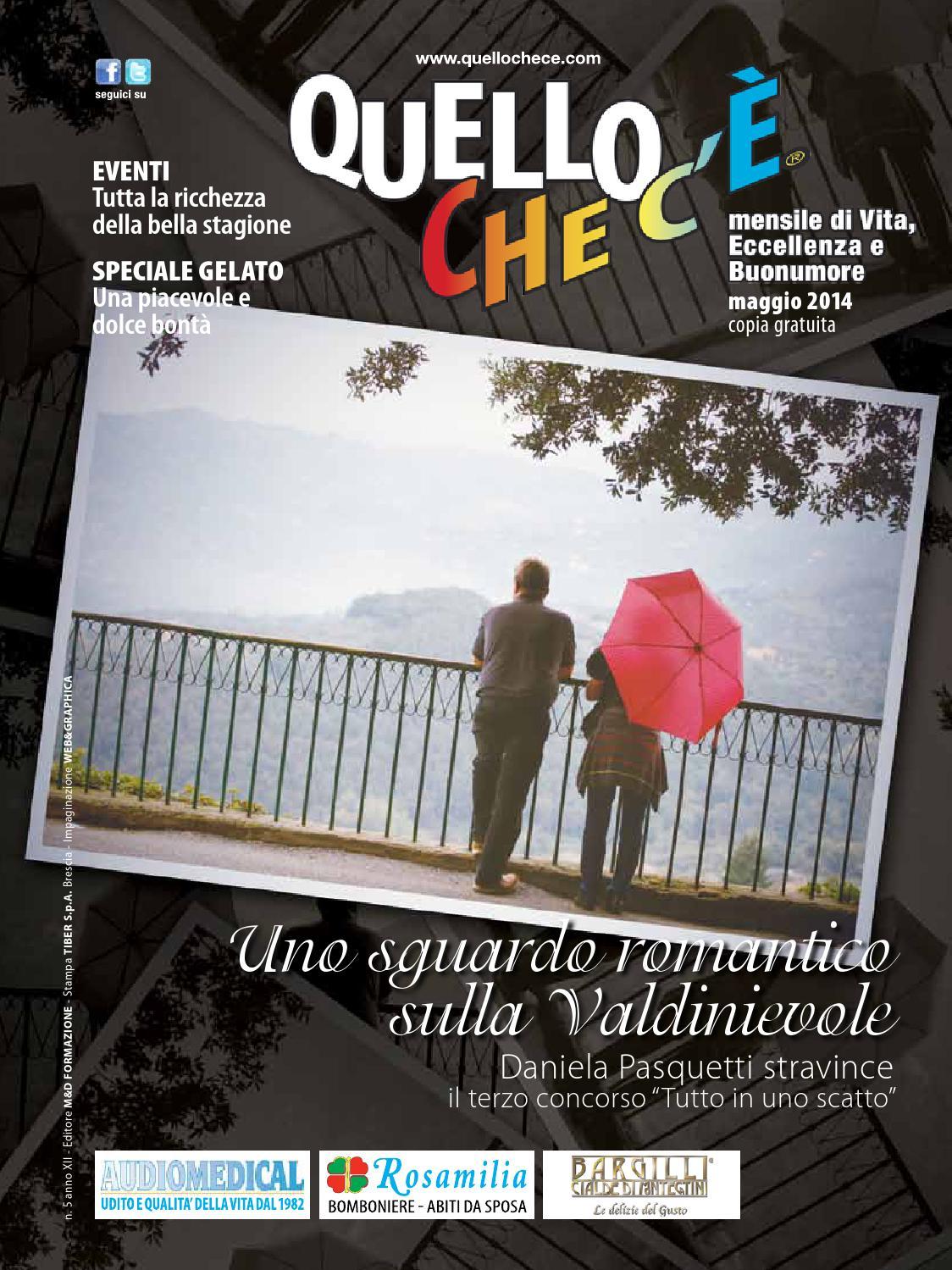 Quello che c è - Maggio 2014 by quellochece.com - issuu 065b5d85080