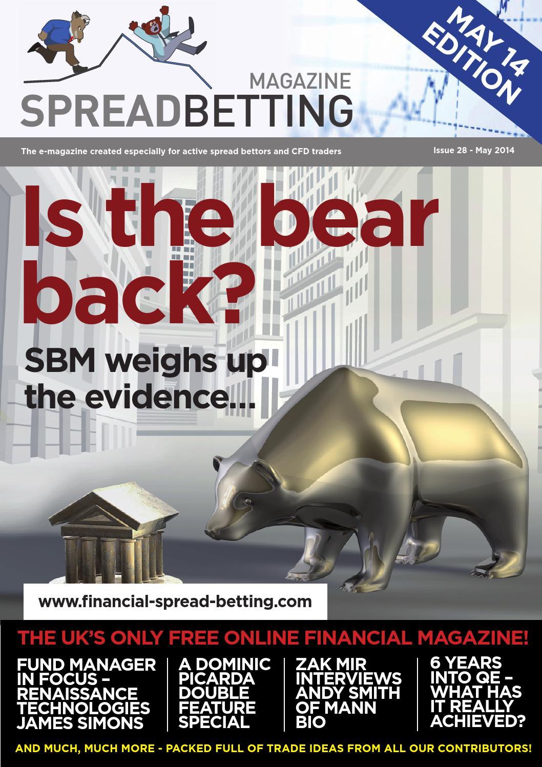 Financial spread betting a traders guide reha chrischona ch bettingen paul